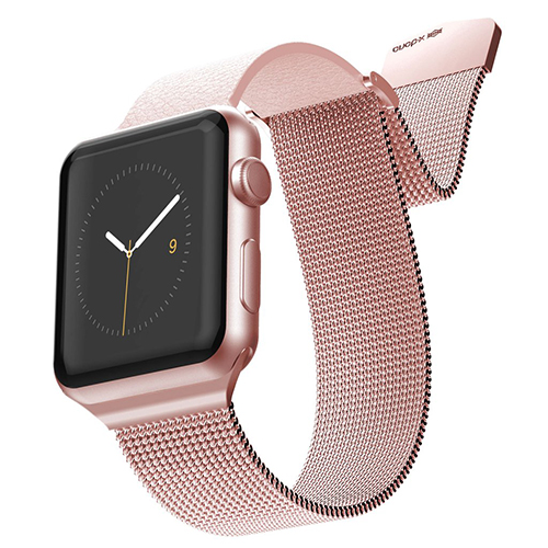 Dây đeo Apple Watch X-Doria Milanese Loop 38/40mm Cao cấp - 10118453 , MA.439 , 357_17389 , 1290000 , Day-deo-Apple-Watch-X-Doria-Milanese-Loop-38-40mm-Cao-cap-357_17389 , cellphones.com.vn , Dây đeo Apple Watch X-Doria Milanese Loop 38/40mm Cao cấp