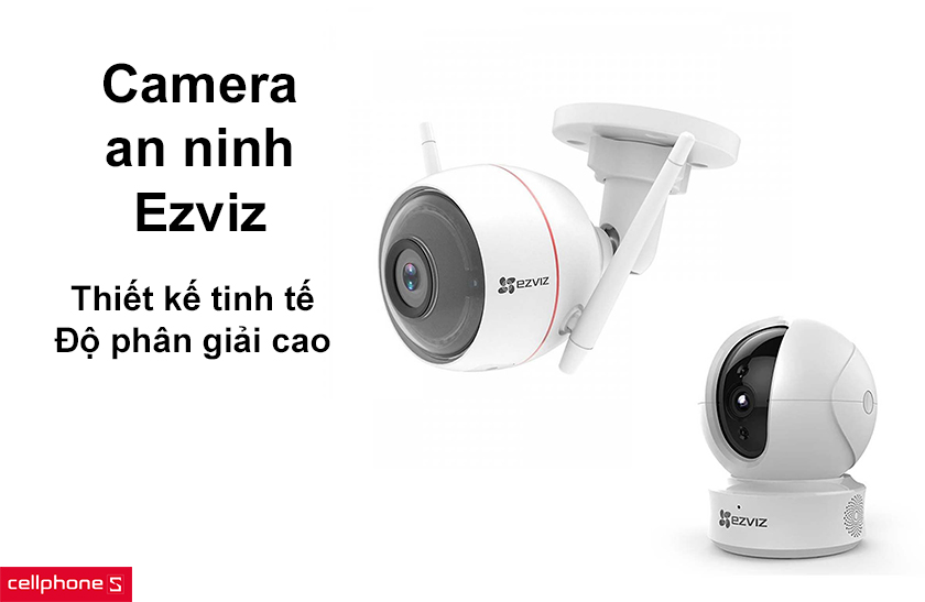 Camera an ninh Ezviz