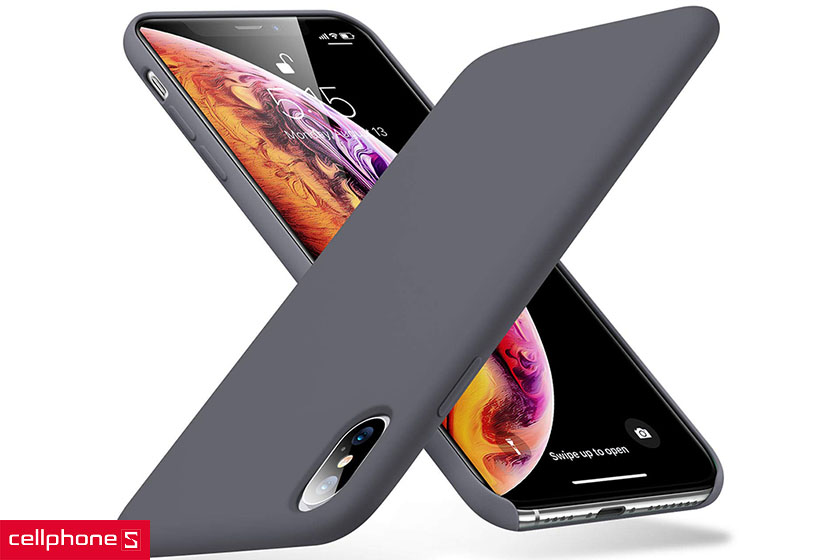 Ốp lưng dẻo cho iPhone XS Max - ESR Yippee Color