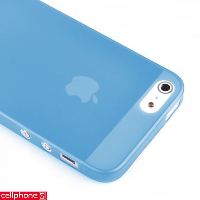 Ốp lưng cho iPhone 5 - Baseus Organdy Case