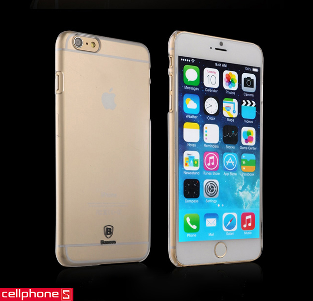 Ốp lưng cho iPhone 6 Plus - Baseus Sky Case