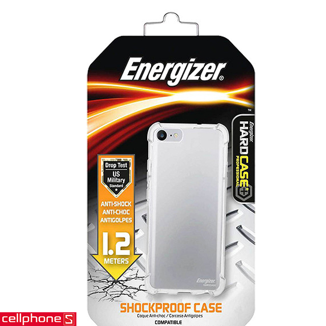 Ốp lưng cho iPhone 7 / 8 - Energizer Hard Case Professional ENCMA12IP7TR