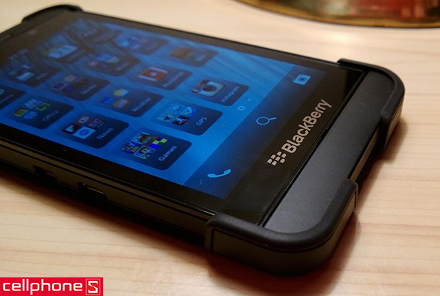 Ốp lưng cho BlackBerry Z10 - BlackBerry Transform Shell