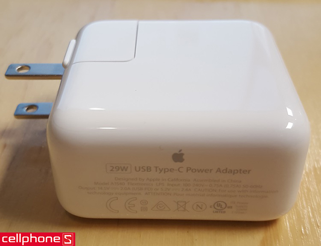 Sạc Apple 29W USB-C Power Adapter MJ262