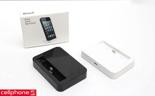 Dock sạc cho iPhone 5 / 5S - Docking Charger