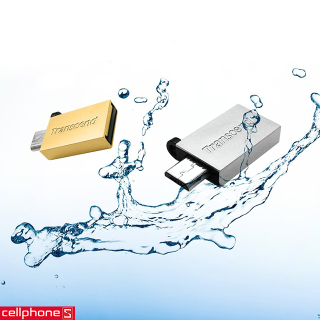 USB Transcend JetFlash 380G 8GB USB OTG