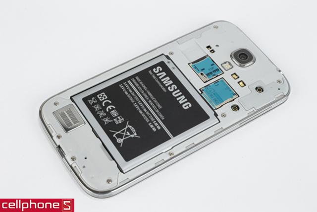 Pin cho Galaxy S4 - Samsung Standard Battery 2600 mAh