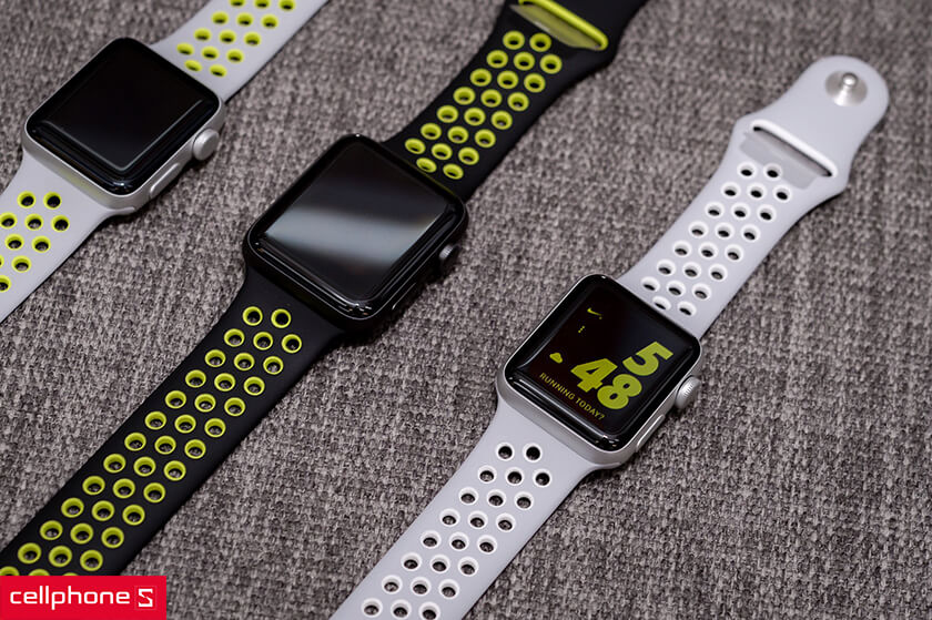 dây Apple Watch Sport Nike+ 42mm