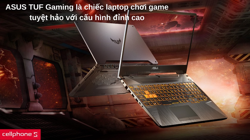 Laptop ASUS Gaming series