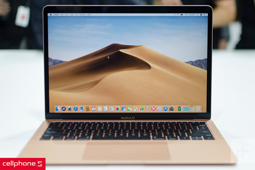 Apple Macbook Air 13inch 256GB Xám MRE92