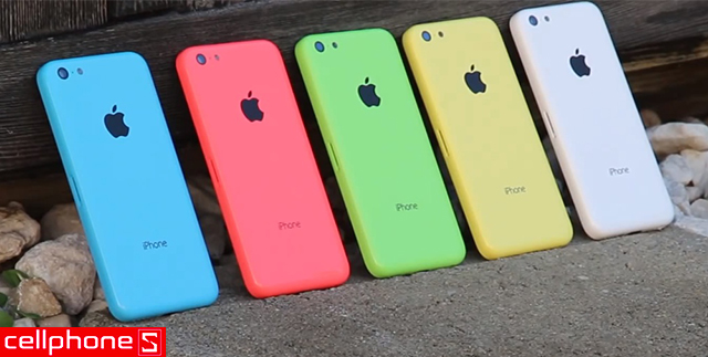 Apple iPhone 5C 16GB nhập khẩu