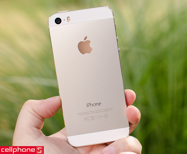 Apple iPhone 5S 16GB nhập khẩu