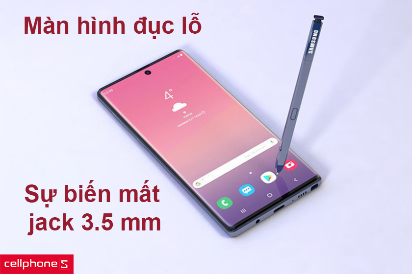 màn hình galaxy note 10 2019 cellphones