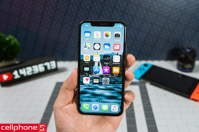 Apple iPhone X 64GB cũ
