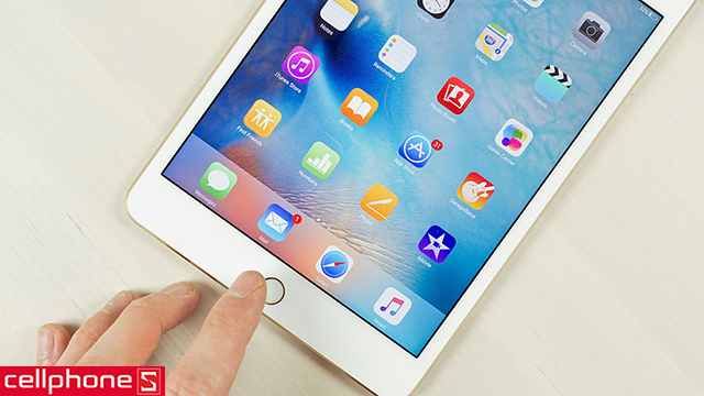 Apple iPad mini 4 4G 16GB nhập khẩu
