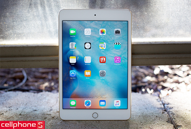 Apple iPad mini 4 Wi-Fi 64GB nhập khẩu