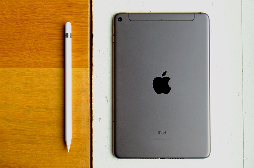 Apple iPad Mini 5 Wifi 64GB hỗ trợ Apple Pencil